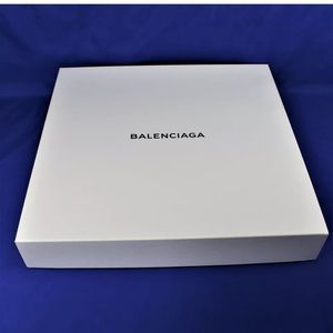 Balenciaga Empty Purse or Gift Box Authentic
